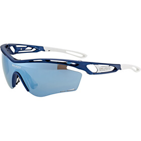 Rudy Project Tralyx Okulary rowerowe, blue metal matte - rp optics multilaser azur